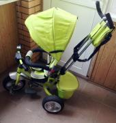 Bicycle stroller tricycle Turbo Trike M 3205A-2 dismountable with