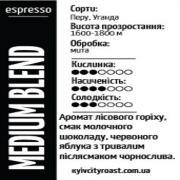 """Coffee """"Kyiv City Rosteria"""""""
