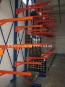 Консольні стелажі, стелажі для труб, під котушки, рулони