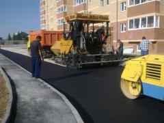 Ремонт, монтаж, асфальтування доріг, бетонні роботи тощо