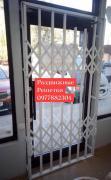 Решетки раздвижные, складывающиеся,поворотные Одесса