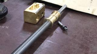 Screw 1M63, DIP 300